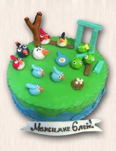 """Детский № 61 """"Angry Birds"""""""