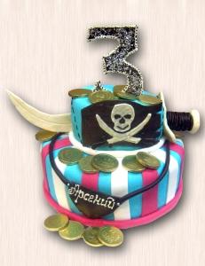 """Детский № 62 """"Маленький пират"""""""