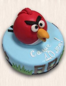 """Детский № 41 """"Angry Birds"""""""