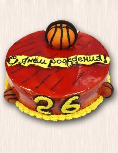 """Оригинальный № 68 """"Любителю баскетбола"""""""